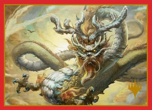 MTG: Global Series: Ancestor Dragon Deck Protector Sleeves (100)