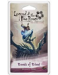 Bonds of Blood Dynasty Packs: L5R LCG