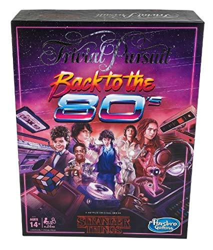 Stranger Things Back To The 80'S Trivial