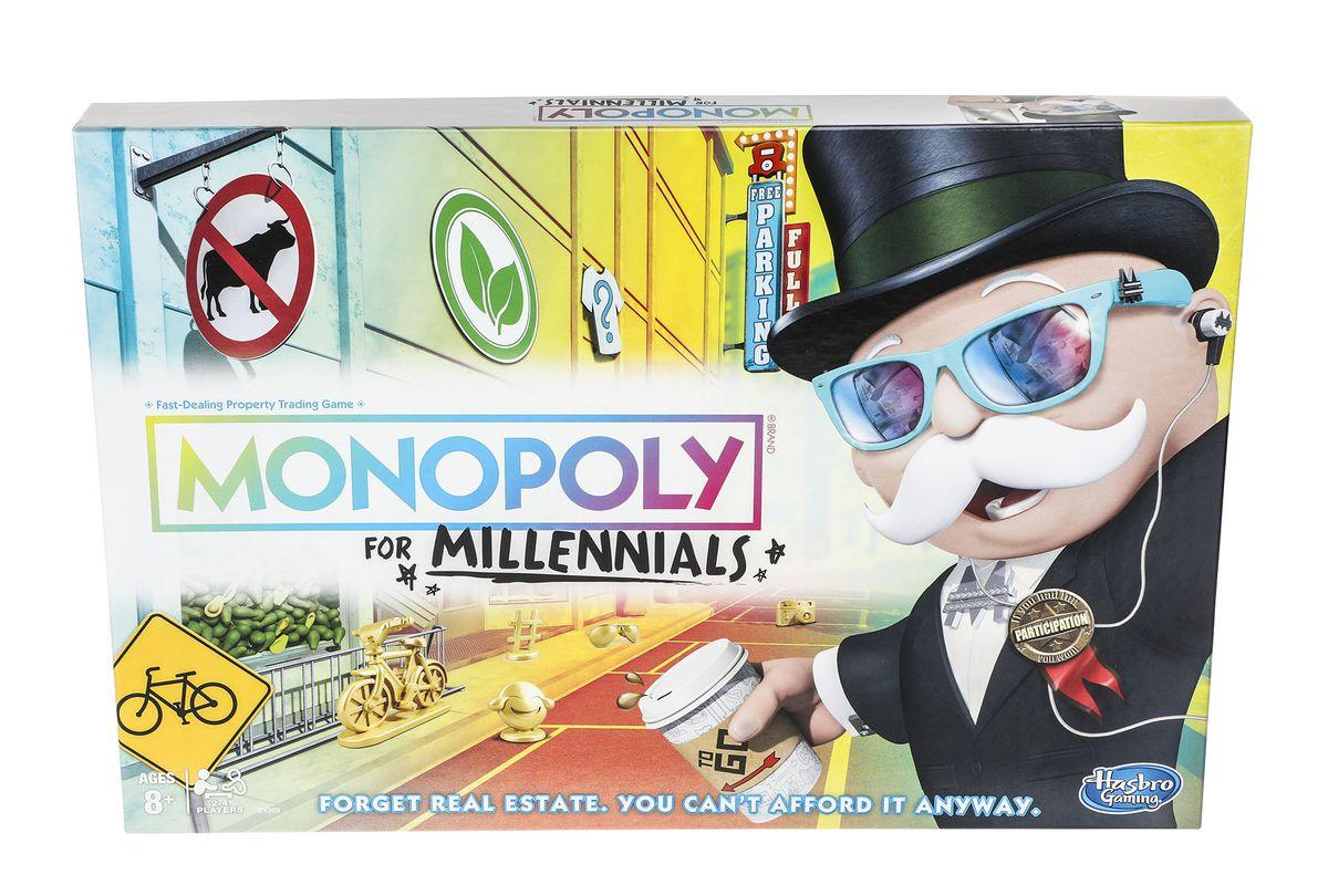 Monopoly Millennial Edition