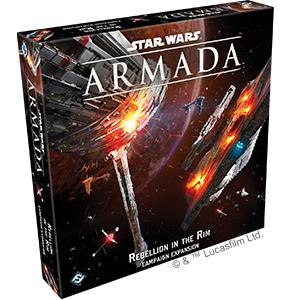 Rebellion in the Rim Campaign Exp: Star Wars Armada