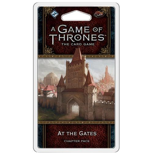 At The Gates Chapter Pack: A Game of Thrones LCG 2nd Ed