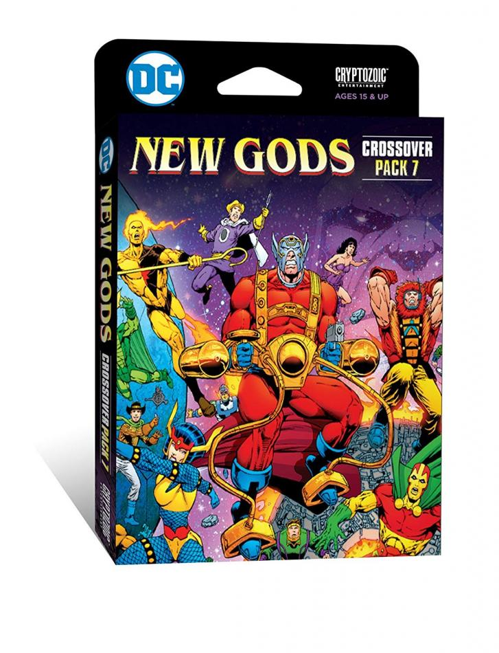 Crossover Pack 7 New Gods: DC Comics Deck-Building Game