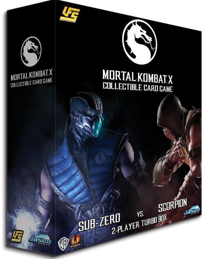Mortal Kombat X CCG (UFS): 2-player Starter