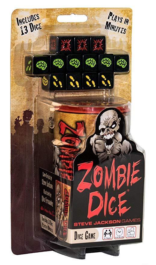 Zombie Dice (Unit)