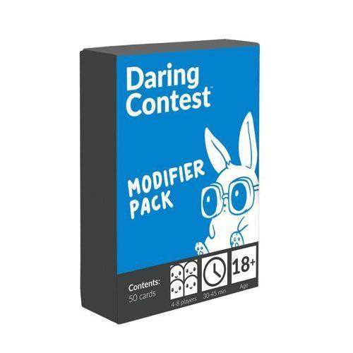 Daring Contest: Modifier Exp
