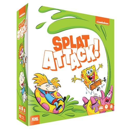 Nickelodeon's Splat Attack!