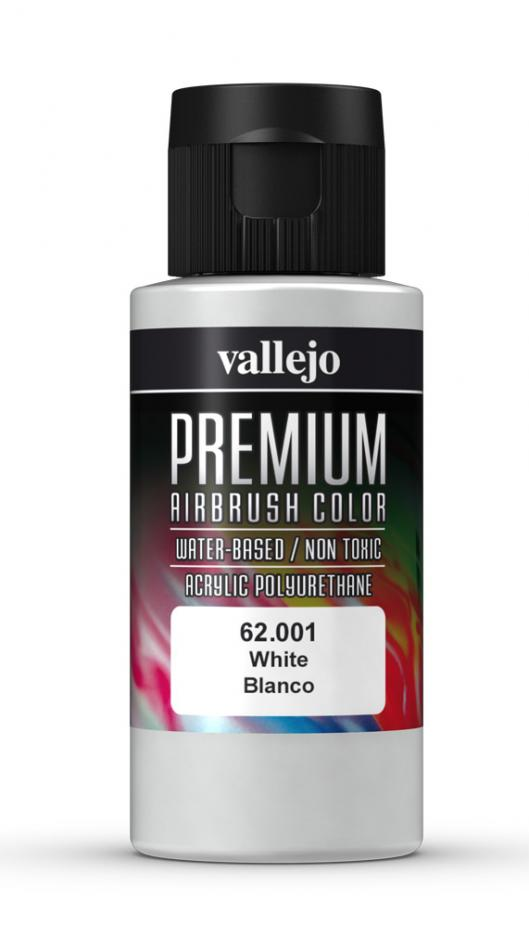 Premium Color 60ml - White