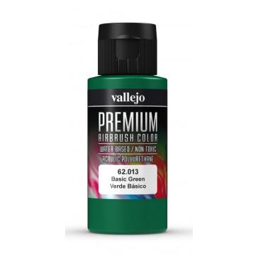 Premium Color 60ml - Basic Green