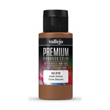 Premium Color 60ml - Dark Ochre