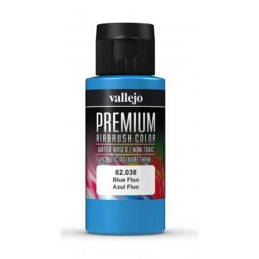 Premium Color 60ml - Blue Flourescent