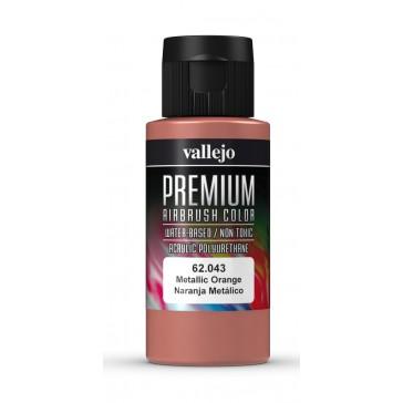 Premium Color 60ml - Metallic Orange