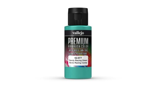 Premium Color 60ml - Candy Racing Green