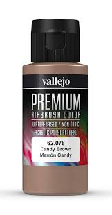 Premium Color 60ml - Candy Brown