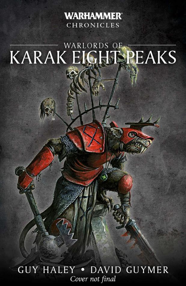 Warhammer Chronicles: Warlords of Karak Eight Peaks (Paperback)