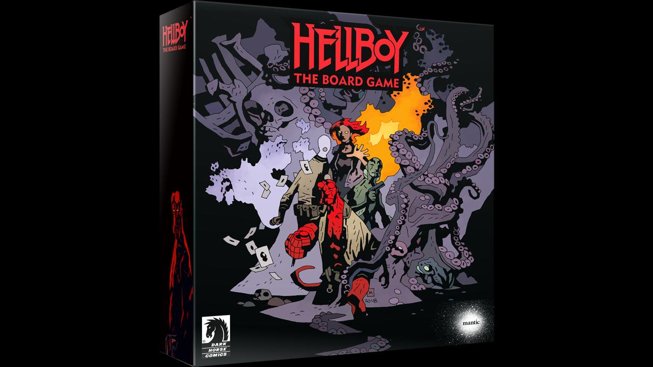 Hellboy The Board Game Collector's Edition