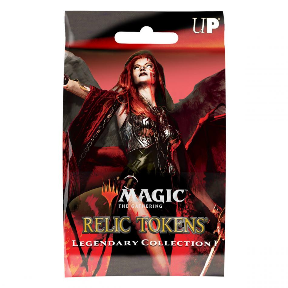 MTG Relic Tokens Legendary Collection - Single