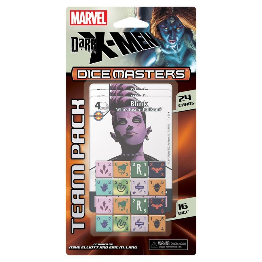 Dark X-Men Team Pack: Marvel Dice Masters