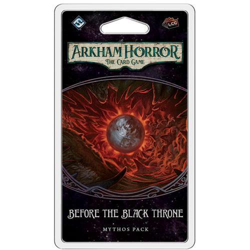 Before the Black Throne: Arkham Horror LCG Exp