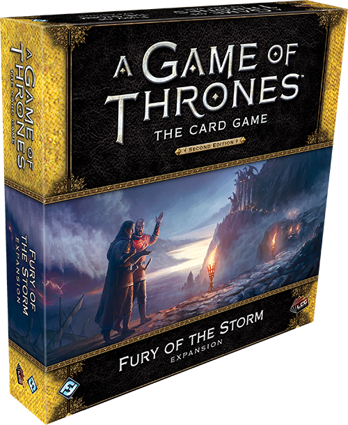 Fury of the Storm Deluxe Expansion