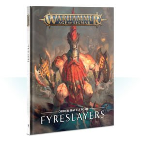 Battletome: Fyreslayers (Hardback) (English)