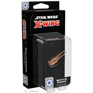 Star Wars X-Wing: Nantex-class Starfighter