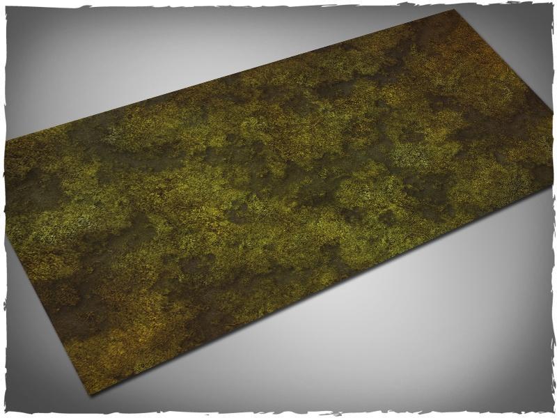 Swamp - 6x3 Mousepad