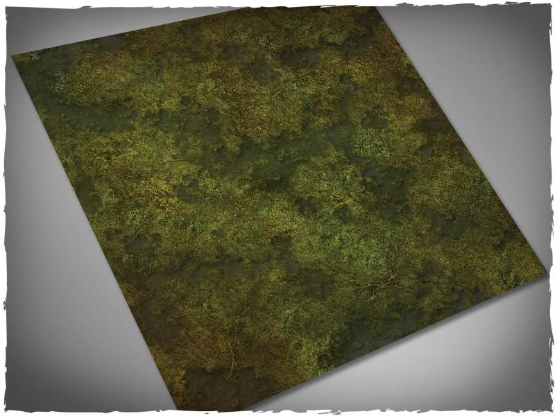 Swamp - 4x4 Mousepad