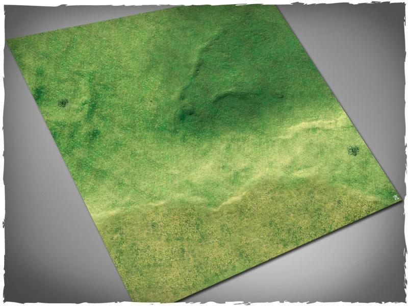 Fields - 4x4 Mousepad