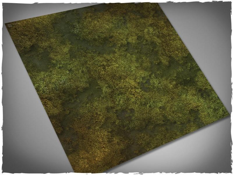 Swamp - 3x3 Mousepad