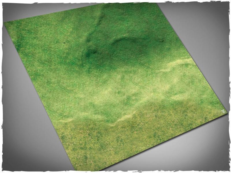 Fields - 3x3 Mousepad