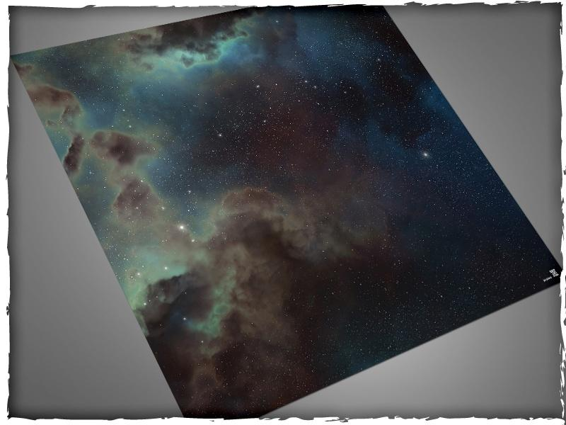 Deep Space - 3x3 Mousepad