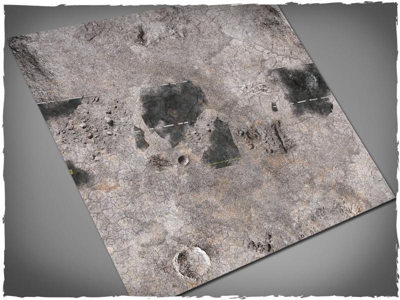 Warzone - 3x3 Mousepad