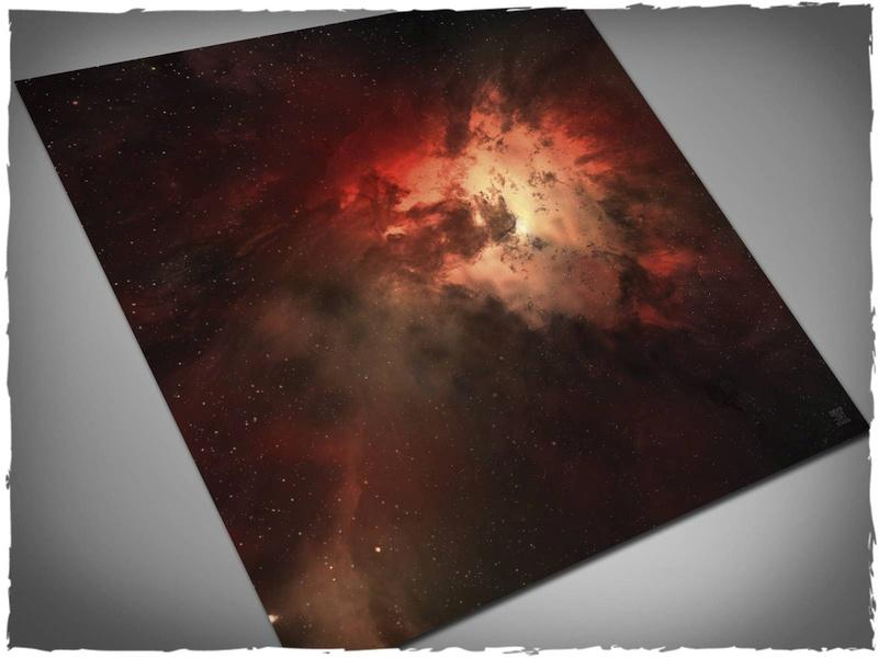 Nebula v2 - 3x3 Mousepad