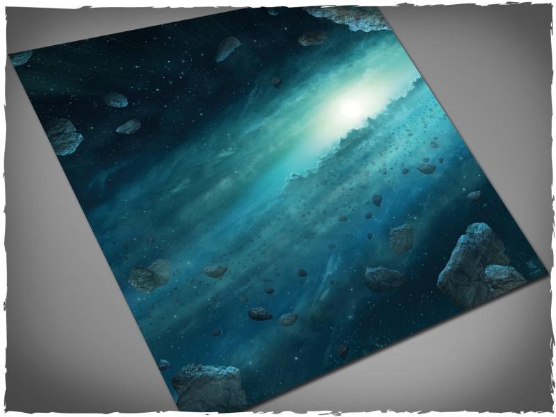 Asteroid Field - 3x3 Vinyl