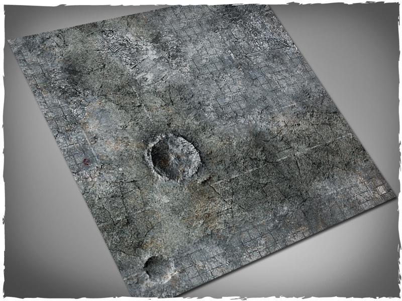 City Ruins - 3x3 Vinyl
