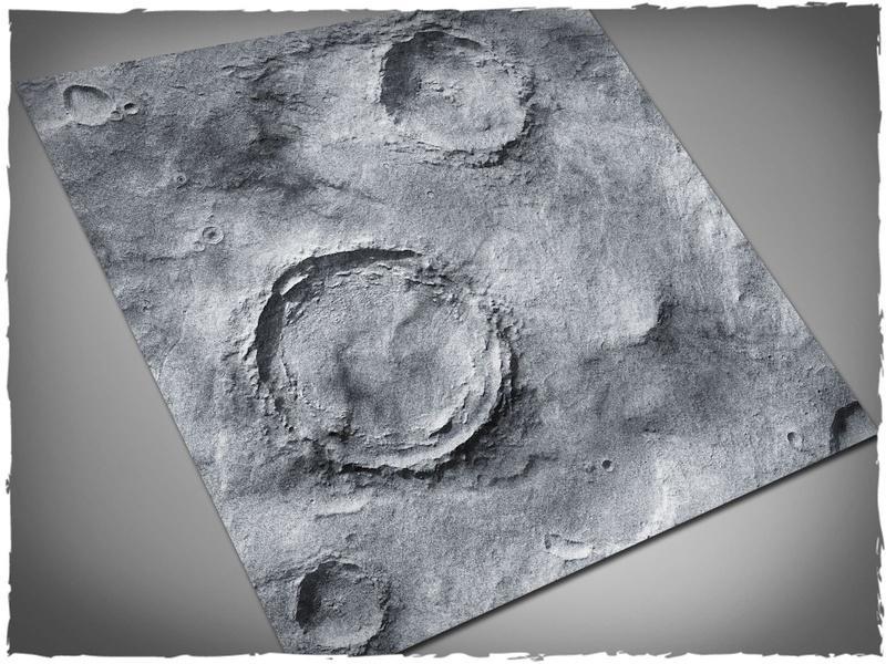 Asteroid v2 - 3x3 Vinyl