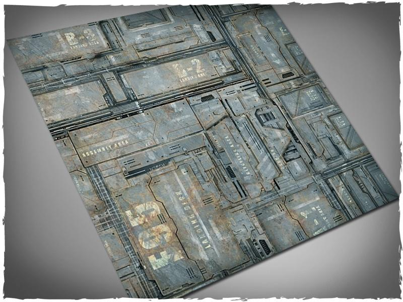 Space Hulk - 4x4 Cloth