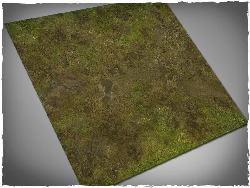 Muddy Fields - 4x4 Cloth