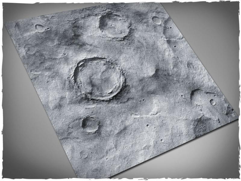 Asteroid v2 - 4x4 Cloth