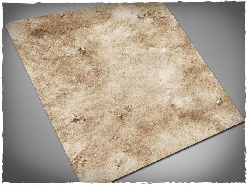 Wasteland v2 - 4x4 Cloth