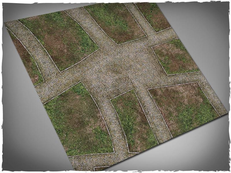 Cobblestone streets - 3x3 Cloth