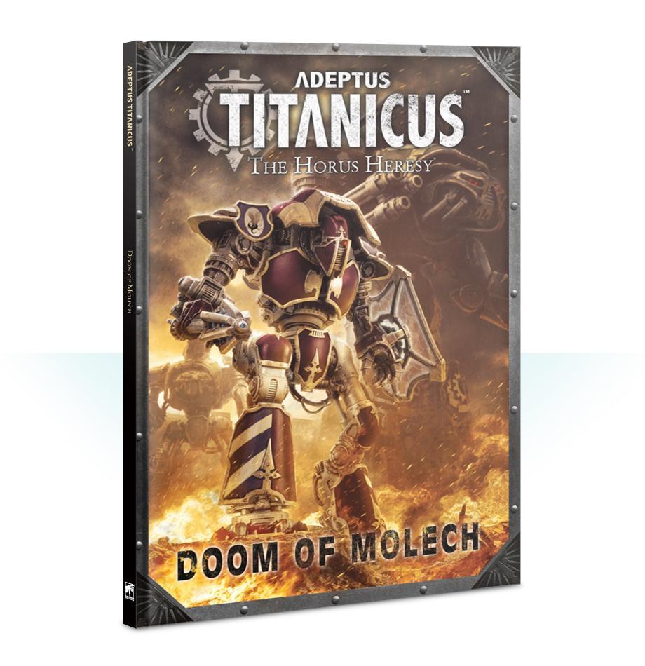Adeptus Titanicus: Doom of Molech (English)