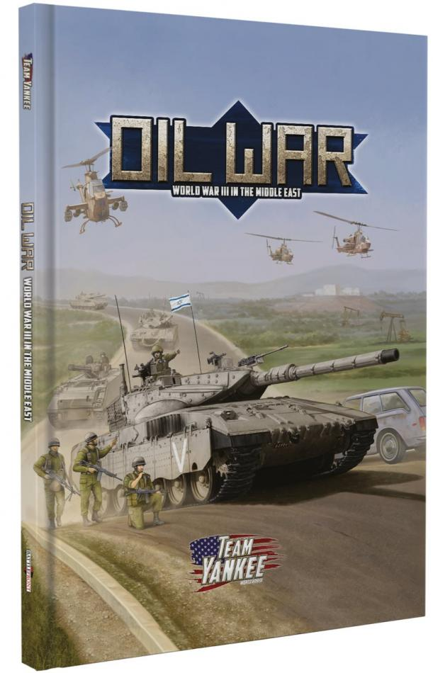 Oil War Army Book (TY 80p HB)