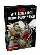 D&D: Spellbook Cards: Martial Deck (61 Cards)