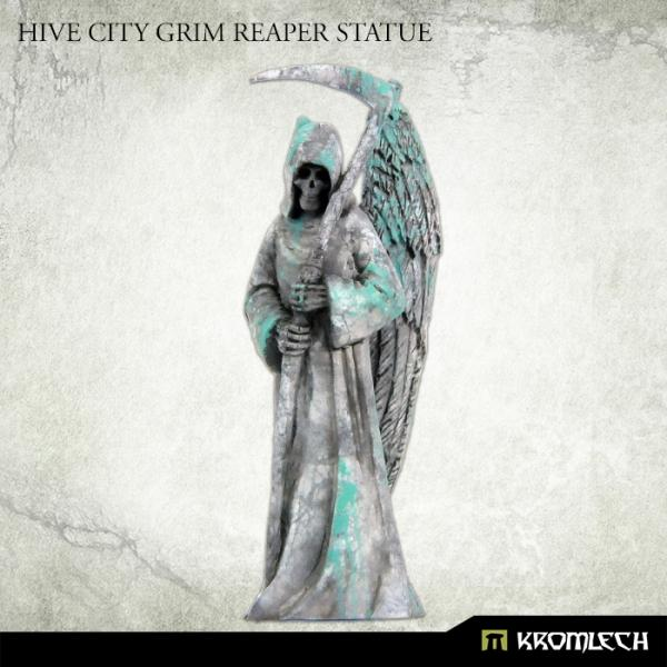 Hive City Grim Reaper Statue (1)