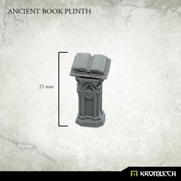 Ancient Book Plinth (1)