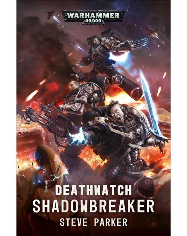 Shadowbreaker (Hardback)