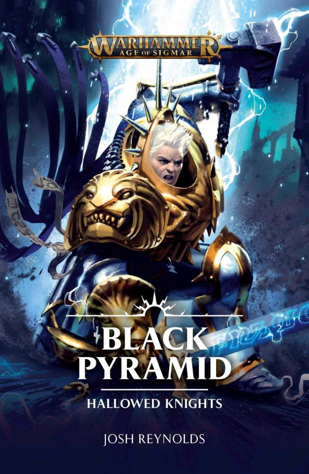 Hallowed Knights: Black Pyramid (Paperback)