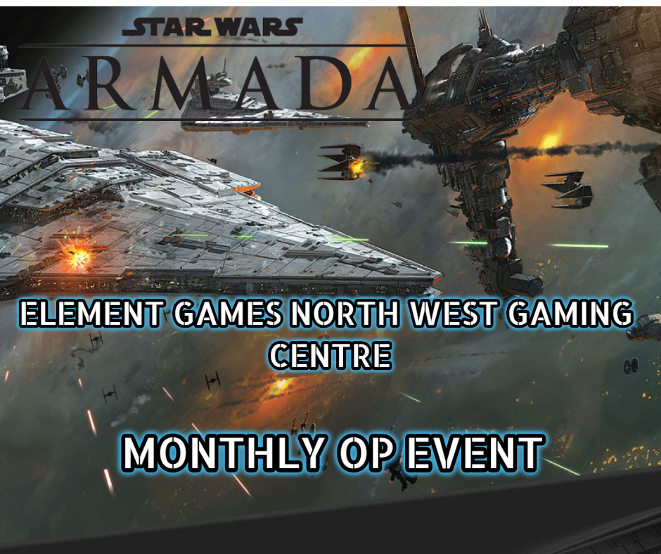Star Wars Armada Monthly - 12th May